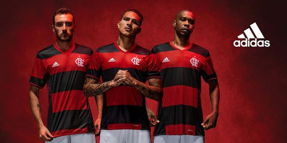 Ceci est le nouveau Maillot de foot Flamengo pour la saison 2016/2017:
